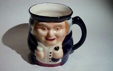 Vintage Shorter & Son Pottery  Character Toby Mug