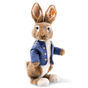 Plush Peter Rabbit - EAN355240- From The Steiff Collection