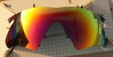 ACOMPATIBLE Polarized Lenses Replacement for-Oakley M Frame Heater, New-Fire Red