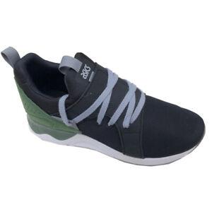 ASICS Gel-Lyte V Sanze GS Negro/Verde Junior Unisex Zapatillas UK2.5 Hasta UK6