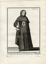 RELIGIEUX DIACRE DE L'ORDRE DE Ste BIRGITTE