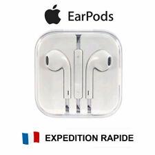 Apple EARPODS - ORIGINAL 100% OFFICIEL - écouteurs jack 3.5 Iphone 5 6 Ipad
