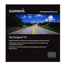 Garmin City Navigator EUROPE NT 2017 Maps Dual Micro & SD Card 010-10680-50 NEW