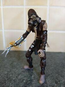 Arkham Scarecrow Batman Asylum city knight origins DC joker