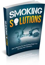 Smoking Solutions for Everyone, Stop Smoking Today