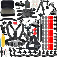 Outdoor Sport Gopro Accessories Chest Mount Kit for Gopro Hero 3+ 4 5 2 1 Camera
