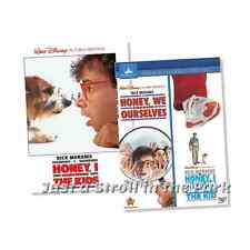 Honey I Shrunk the Kids: Complete Movie Series 1 2 3 Box / DVD Set(s) NEW!