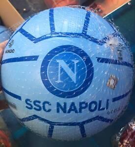 1 Balle Naples Napoli Ssc Super Santos Story Maradona Napolitains Monde Bleus
