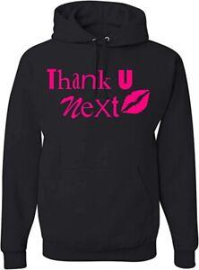 Thank You Next Unisex Hoodie Sweatshirt Sweetener Hooded