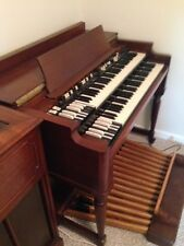 Hammond Organ with Speaker and Bench