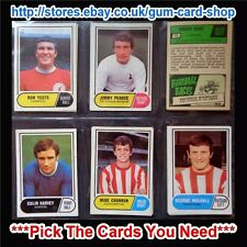 A&BC 1969 GREEN BACK - 1ST SERIES (GOOD 1 - 64) ***PICK THE CARDS YOU NEED***