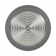 Danco  5-3/4  Dia. Shower Drain Strainer  Brushed Nickel  Stainless Steel