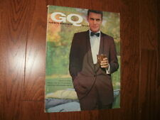November 1959 GQ Gentlemen's Quarterly -- Louis Jourdan Cover