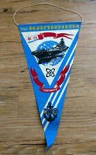 Soviet Russian Navy Banner Pennant Battlecruiser KALININ