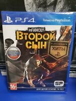 inFamous: Second Son  PS4 Brand New