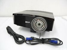 Acer S5201M QNX0011 3D Ready DLP Projector - 720p - HDTV - 4:3 Projector