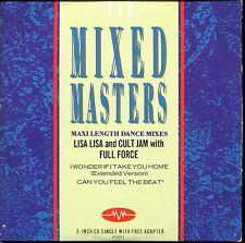 LISA LISA AND CULT JAM - IF I WONDER TAKE YOU HOME - CARDBOARD SLEEVE CD MAXI
