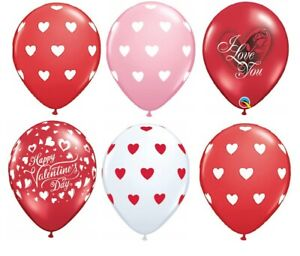Latex Balloons Romantic Decorations Wedding Engagement Party Love Hearts