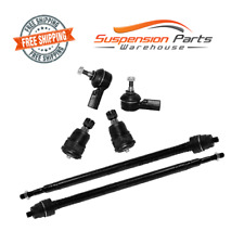 6pcs Front Steering Tie Rod Linkage Ball Joint Set Part for 02-06 Honda CR-V