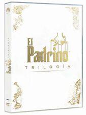 EL PADRINO TRILOGIA DVD COMPLETA 1 2 3 EDICION 2017 NUEVO ( SIN ABRIR ) 1-3