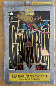 Gambit #1,2,3&4 Comic Set Marvel Cosmic Greatest Collector's Pack 1993 Americons