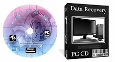 Recover Undelete Lost Files Data Music Photos Images Software Recovery PC CD ROM