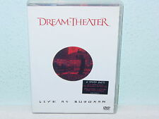 "*****DVD-DREAM THEATER""LIVE AT BUDOKAN""-2004 Warner Music Vision*****"