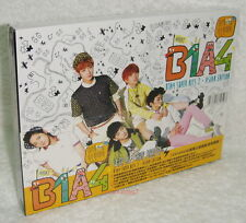 B1A4 SUPER HITS 2 Taiwan Ltd CD+DVD+32P booklet (What's Happening IN THE WIND)