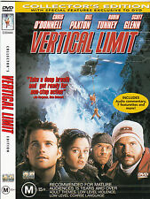 Vertical Limit-2005-Chris O'Donnell-Collector's Edition-Movie-DVD