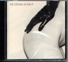 - CD - THE STROKES - Is this it