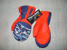 3M Thinsulate kids ski gloves str.3 microfibres