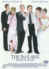 ESPION MAIS PAS TROP/ THE IN-LAWS - DVD ZONE 2 - MICHAEL DOUGLAS/ALBERT BROOKS