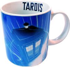 *NEW* Doctor Dr Who TARDIS IN FLIGHT - Boxed China Mug