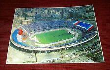 Fotografia Sportiva D'EPOCA Scudetto Stadio San Paolo Napoli Visto Dall'Alto