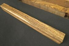 """Bocote Lumber 1 1/2"""" X 12"""" Turning Blank Bottle Stoppers Cues Calls Scales"""