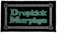 Dropkick Murphys Embroidered Patch / Iron On Applique, Officially Licensed