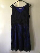 Beautiful Jacqui E Dress Size 14 - perfect condition