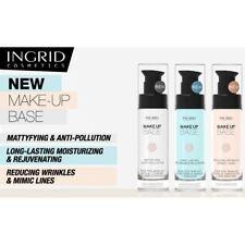 Verona Ingrid Make-up Base Wrinkles, Moisturising or Oil free Mattifying 30ml