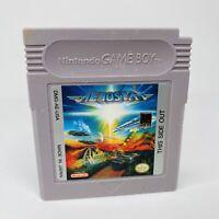 Aerostar (Nintendo Game Boy, 1991) 100% Authentic Cartridge Tested Works Rare