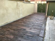 Pack Timberstone Concrete Sleeper Random sizes Brown inc del ( some exceptions)