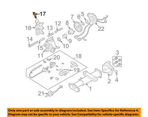 Buick GM OEM 97-04 Regal-Ignition Lock Cylinder 26054914
