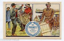 WW2. NOS PROVINCES aux Armées . L'AUVERGNAT . Guerre . War .