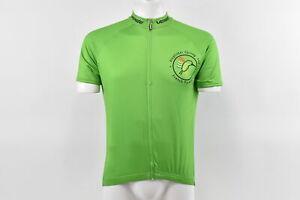 Verge Men's XL Kingfisher Cycling Short sleeve Cycling Jersey Green