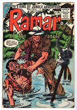 Ramar of the Jungle #3, Very Good Condition