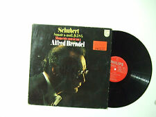 Schubert - Alfred Brendel –Sonata In A Minor,D.784 -Disco 33 Giri LP OLANDA 1972
