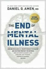 The End of Mental Illness by Dr. Daniel G.Amen🌟[P.D.F]🔥Fast Delivery🔥
