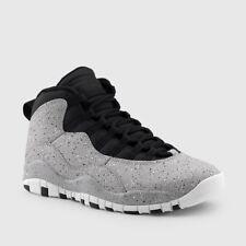 jordanie jordanie jordanie le cuir Gris  chaussures de sport pour hommes à la vente | 202b83