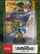 Skyward Sword Link amiibo figure Legend of Zelda Nintendo from Japan
