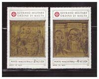 S23751) Dealer Stock Smom 1980 MNH Baptistery (II) 2v (X10 Sets)