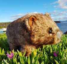 Wombat!  Life-Like 40cm Soft Plush Toy with Display Box
